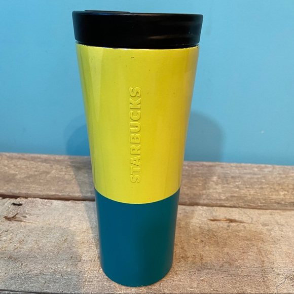 🛍3/$25 Starbucks metal coffee mug